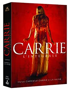 Carrie - L'intégrale : Carrie + Carrie 2 : La haine