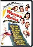Words & Music [Import USA Zone 1]
