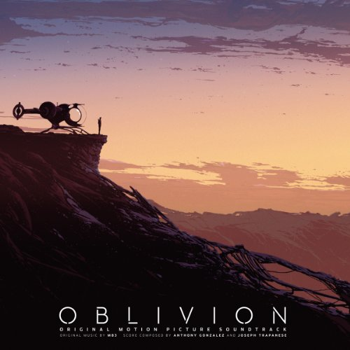Oblivion OST Cover