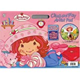 Strawberry Shortcake Cling & Play Floorpadby Dalmatian Press