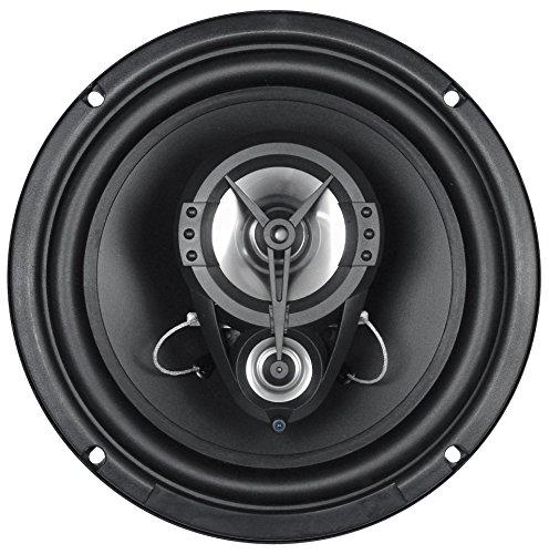 Renegade RX830 8-Inch Full Range 3-Way Speakers - Set of 2 (Black) (Full Range 8 compare prices)