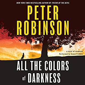 All the Colors of Darkness Audiobook