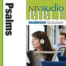 NIV Audio Bible: Psalms (Dramatized) Audiobook by  Zondervan