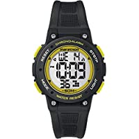 Timex Marathon Chronograph Timer Alarm Sport Womens Watch