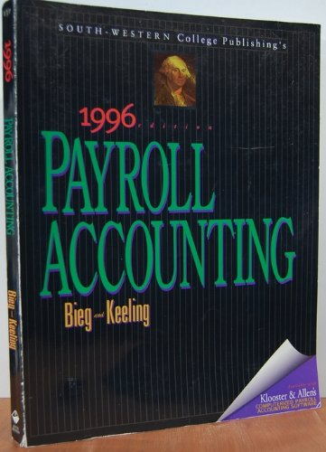 Payroll Accounting 1996