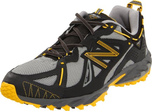 New Balance Men's MT610 Trail Running Shoe,Grey,11 4E US