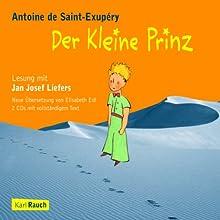 Der Kleine Prinz (       ungekürzt) von Antoine de Saint-Exupéry Gesprochen von: Jan Josef Liefers
