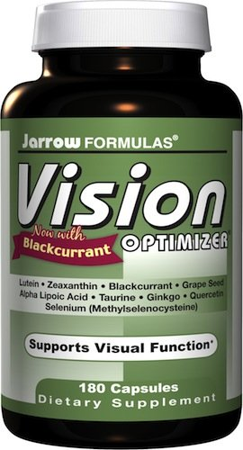 Jarrow Formulas Vision Optimizer, 180 Capsules