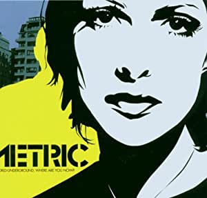 NEW Metric - Old World Underground-where Ar (CD)