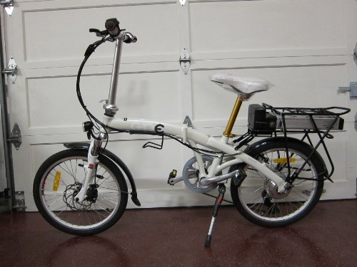 GBE M20 Electric Folding Bike