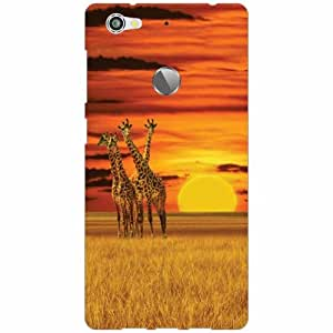Printland Letv Le 1s Back Cover High Quality Designer Case