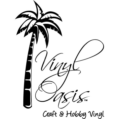 "Vinyl Oasis - Inkjet Printable Peel & Stick Removable Fabric Wall Decal Material (5 Sheets) 8.5""X11"" front-25559"