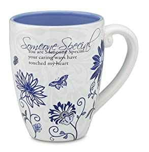 Pavilion Mark My Words Someone Special Mug, 17-Ounce, 4-3/4-Inch