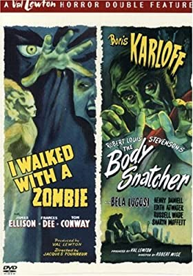 I Walked with a Zombie / The Body Snatcher (Horror Double Feature)