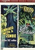 I Walked With a Zombie & Body Snatcher [DVD] [Region 1] [US Import] [NTSC]