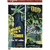 I Walked with a Zombie / The Body Snatcher (Horror Double Feature) ~ Frances Dee