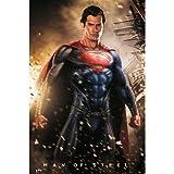 スーパーマン / SUPERMAN マン・オブ・スティール Explosion /ポスター 【公式商品 / オフィシャル】