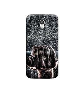 Ebby Premium Printed Back Case Cover With Full protection For Motorola Moto G2 (Designer Case)