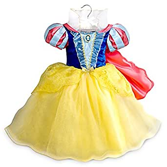 Disney Store Princess Snow White Costume/Dress for Girls