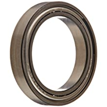 Dynaroll Extra Thin Section Ball Bearing, ABEC-3, Double Shielded, Stainless Steel