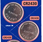 2PC SONY CR2430 2430 Lithium Watch Ba...