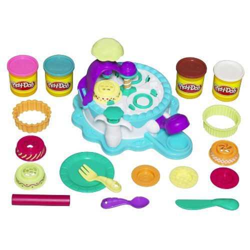 Creativity Has Never Looked This Yummy Before - Cake Making Station