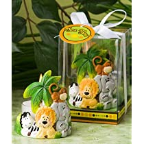 Jungle Critters Collection Candle
