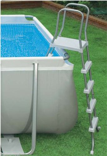 Intex 24-Foot by 12-Foot by 52-Inch Rectangular Ultra Frame Pool