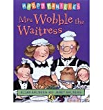 Mrs. Wobble the Waitress (Happy Families) (0140312390) by Ahlberg, Janet