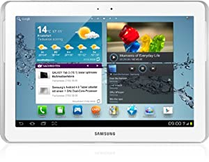 Samsung P5100 Galaxy Tab 2 10.1 inch - White (32GB, 3G, Android 4.0 Ice Cream Sandwich)