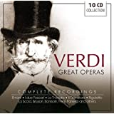 Verdi: Great Operas, Complete Recordings
