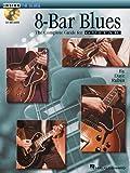 8-BAR BLUES BOOK/CD - INSIDE THE BLUES SERIES