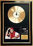 Eminem / **LARGE** / Ltd Edition CD Gold Disc / Record / The Marshall Mathers LP