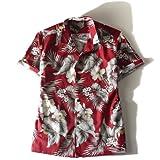 [XL・2XL・3XL]HILO HATTIE 半袖アロハシャツ hh009 大きいサイズ メンズ [並行輸入品]