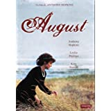 August [ Origine Espagnole, Sans Langue Francaise ]par Anthony Hopkins