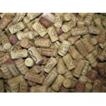Assorted Printed Wine Corks, 1 POUND (Approximately 100 pieces), Only Real Corks, No Synthetics – For Crafts Projects!