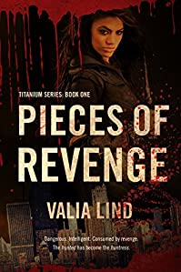 Pieces Of Revenge by Valia Lind ebook deal