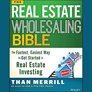 The Real Estate Wholesaling Bible Audiobook