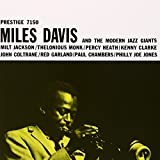Miles Davis & The Modern Jazz Giants [LP]