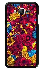 """Humor Gang Abstract Pattern Printed Designer Mobile Back Cover For """"Samsung Galaxy On7"""" (3D, Glossy, Premium Quality Snap On Case)"""
