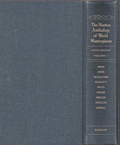 Norton Anthology of World Masterpieces