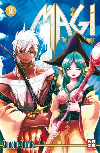 Magi – The Labyrinth of Magic, Band 9