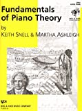 img - for GP664 - Fundamentals of Piano Theory - Level Four book / textbook / text book