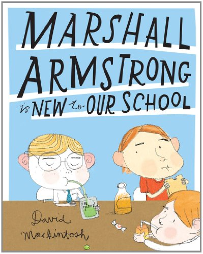 Marshall Armstrong Is New to Our School