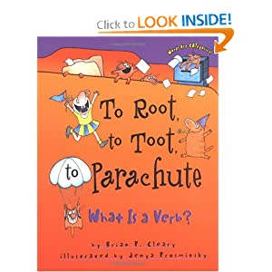 To Root, to Toot, to Parachute: What is a Verb?