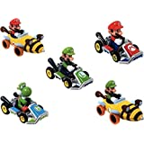 Nintendo Super Mario Kart Diecast Collection Set of 5