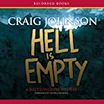 Hell Is Empty: A Walt Longmire Mystery (       UNABRIDGED) by Craig Johnson Narrated by George Guidall
