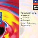 Khachaturian: Piano Concerto/ Violin Concerto/ Symphony 2