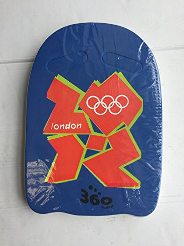 new-swimming-olympic-london-logo-2012-kickboard-kick-board-foam-training-aid-float