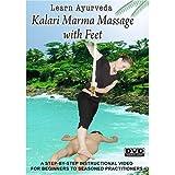 echange, troc Learn Ayurveda Kalari Marma Massage With Feet [Import anglais]
